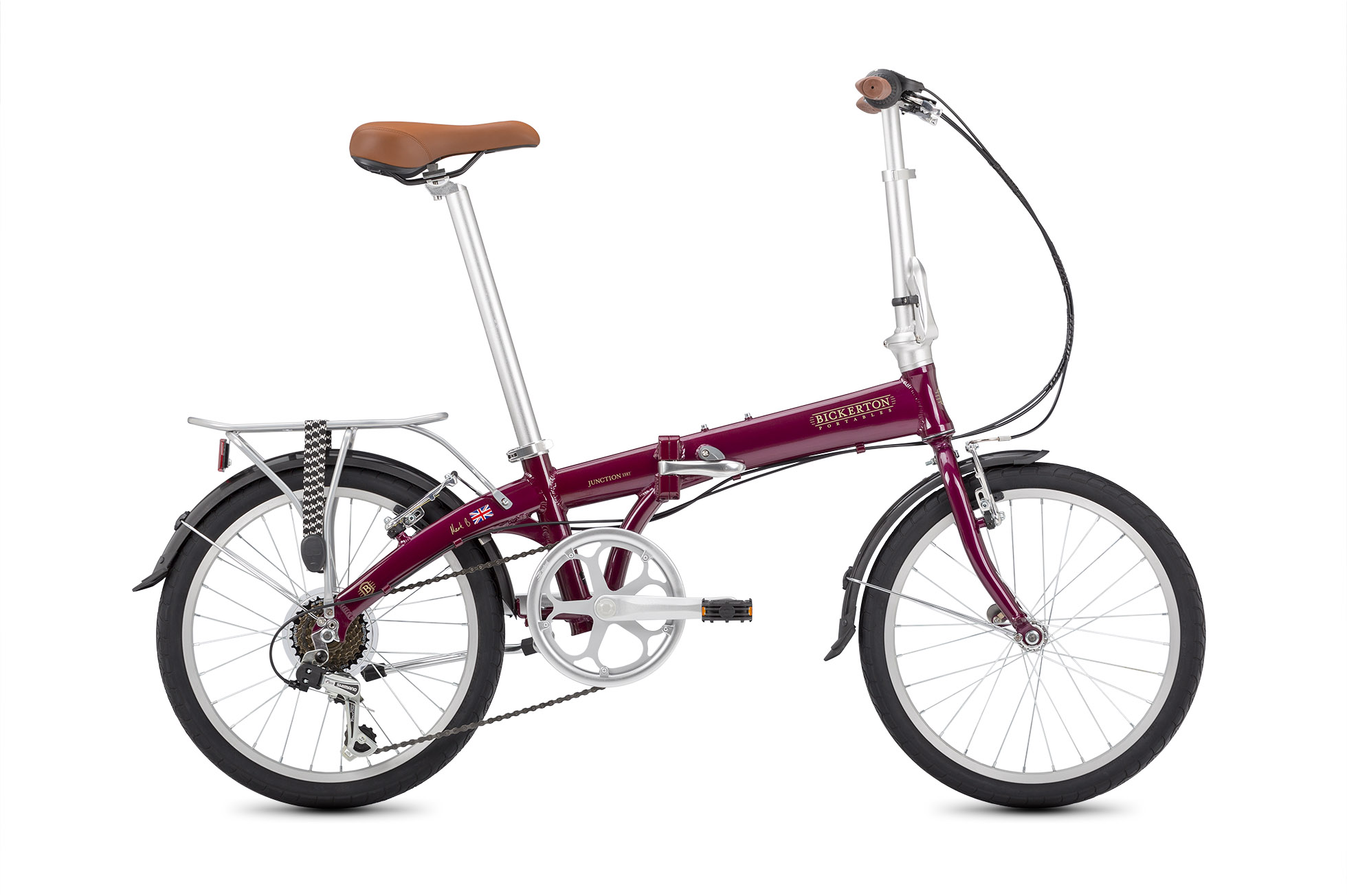 BICICLETA PLEGABLE BICKERTON JUNCTION 1307 ROD 20
