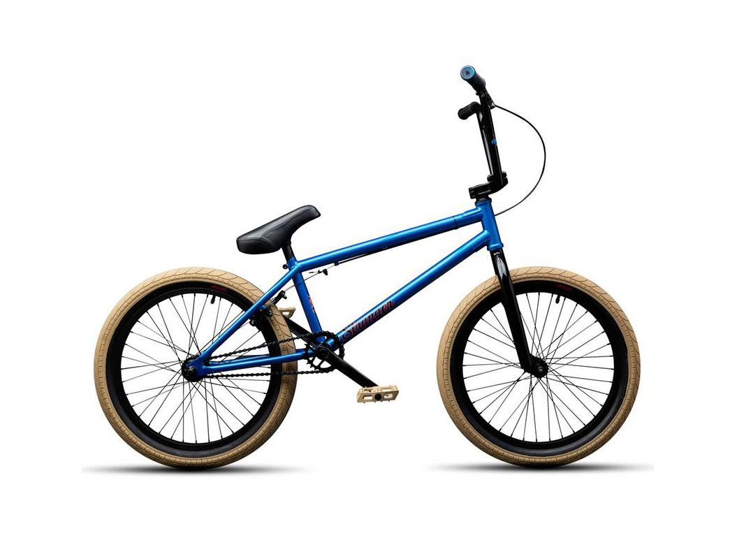 BICICLETA BMX STRANGER PISTON (2019)